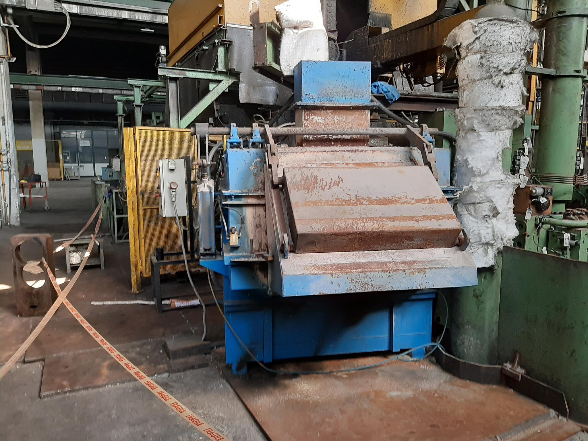 Forno mantenimento alluminio Deltaimpianti in vendita - foto 6
