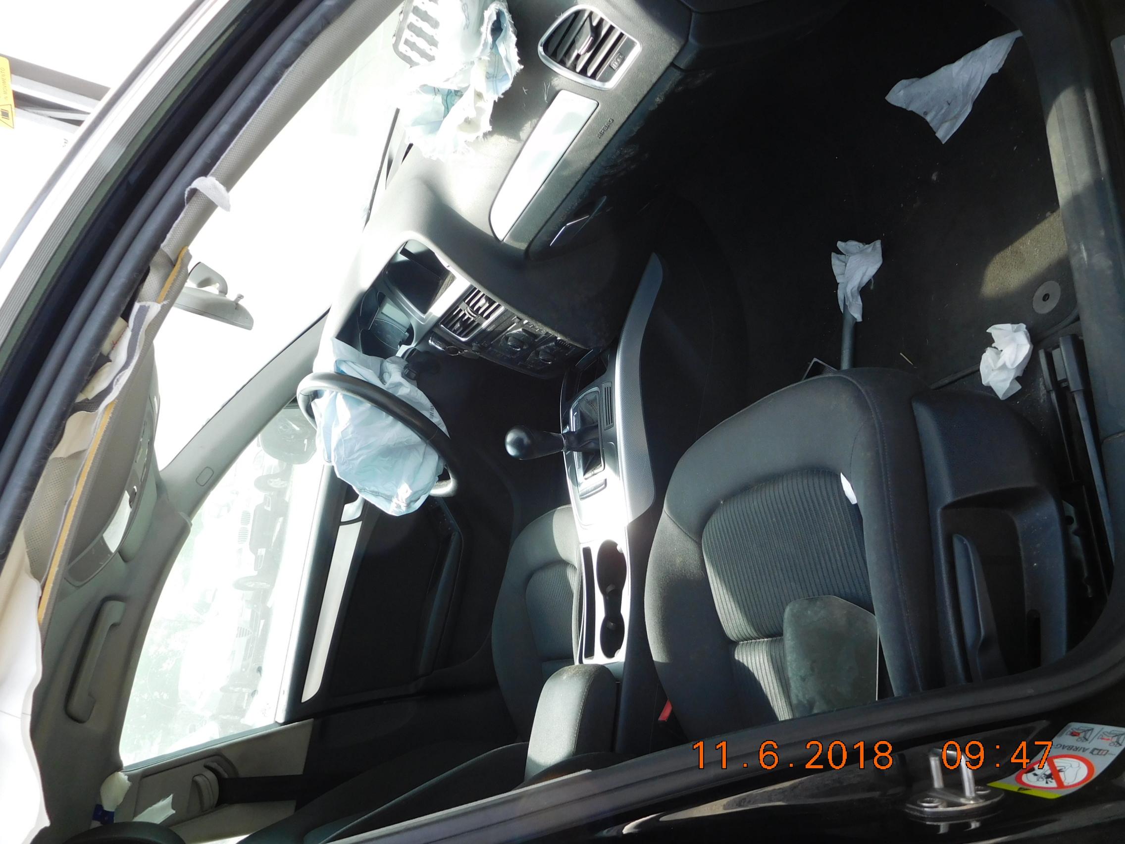 AUDI A4 INCIDENTATA in vendita - foto 7