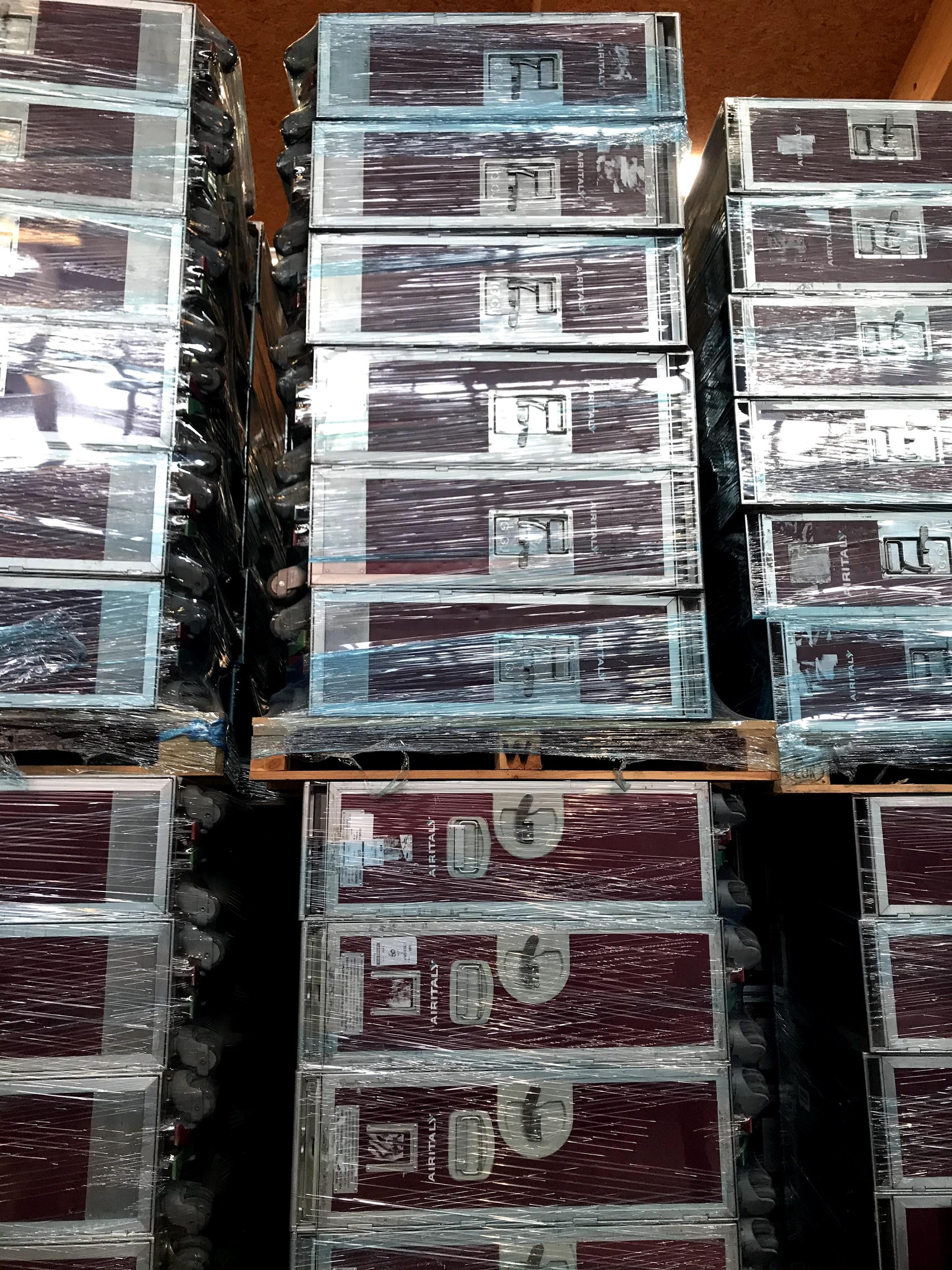 Carrelli portavivande usati e nuovi per Aereo  in vendita - foto 5