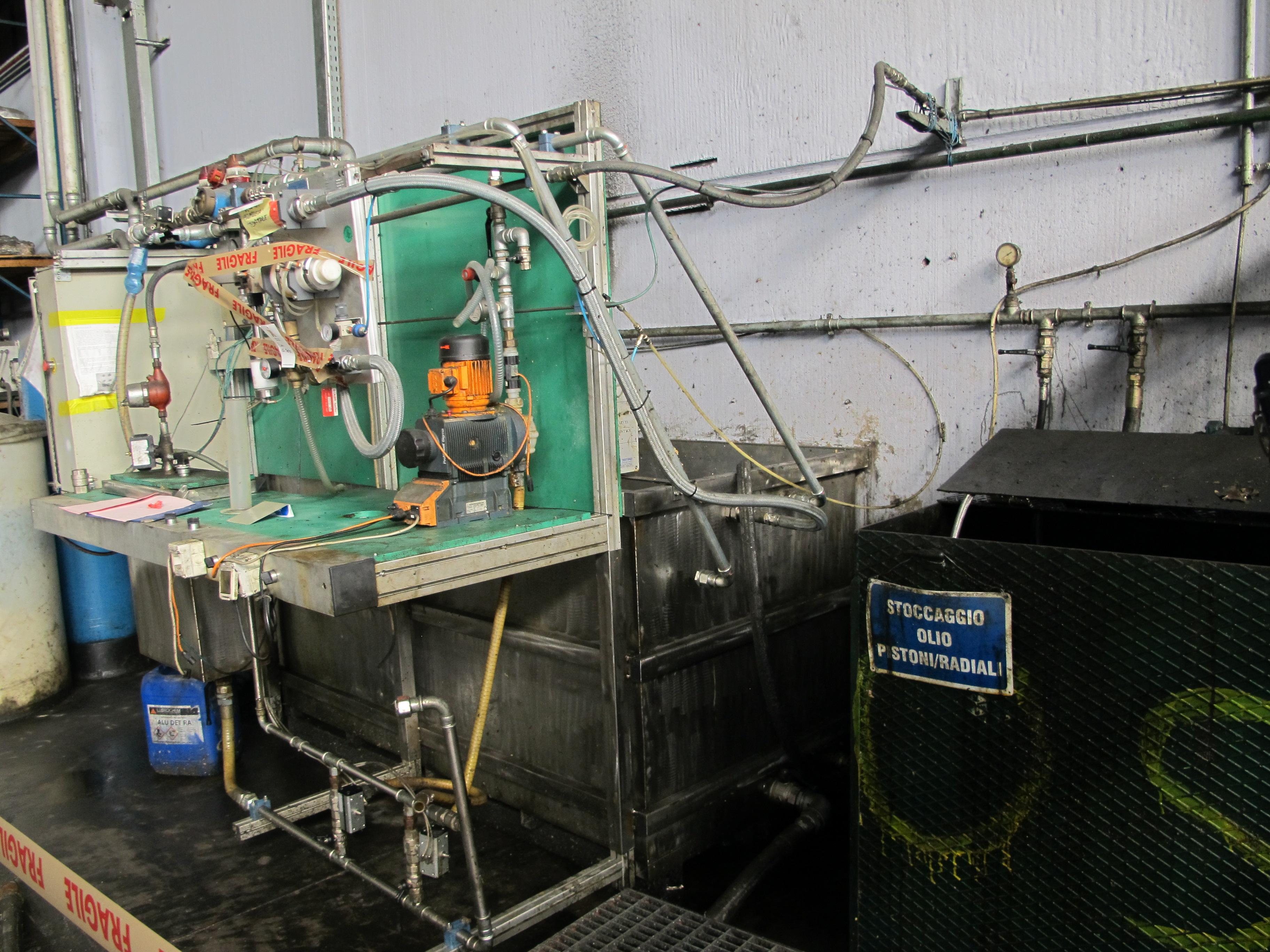 Impianto distaccante Fluydinamic in vendita - foto 1