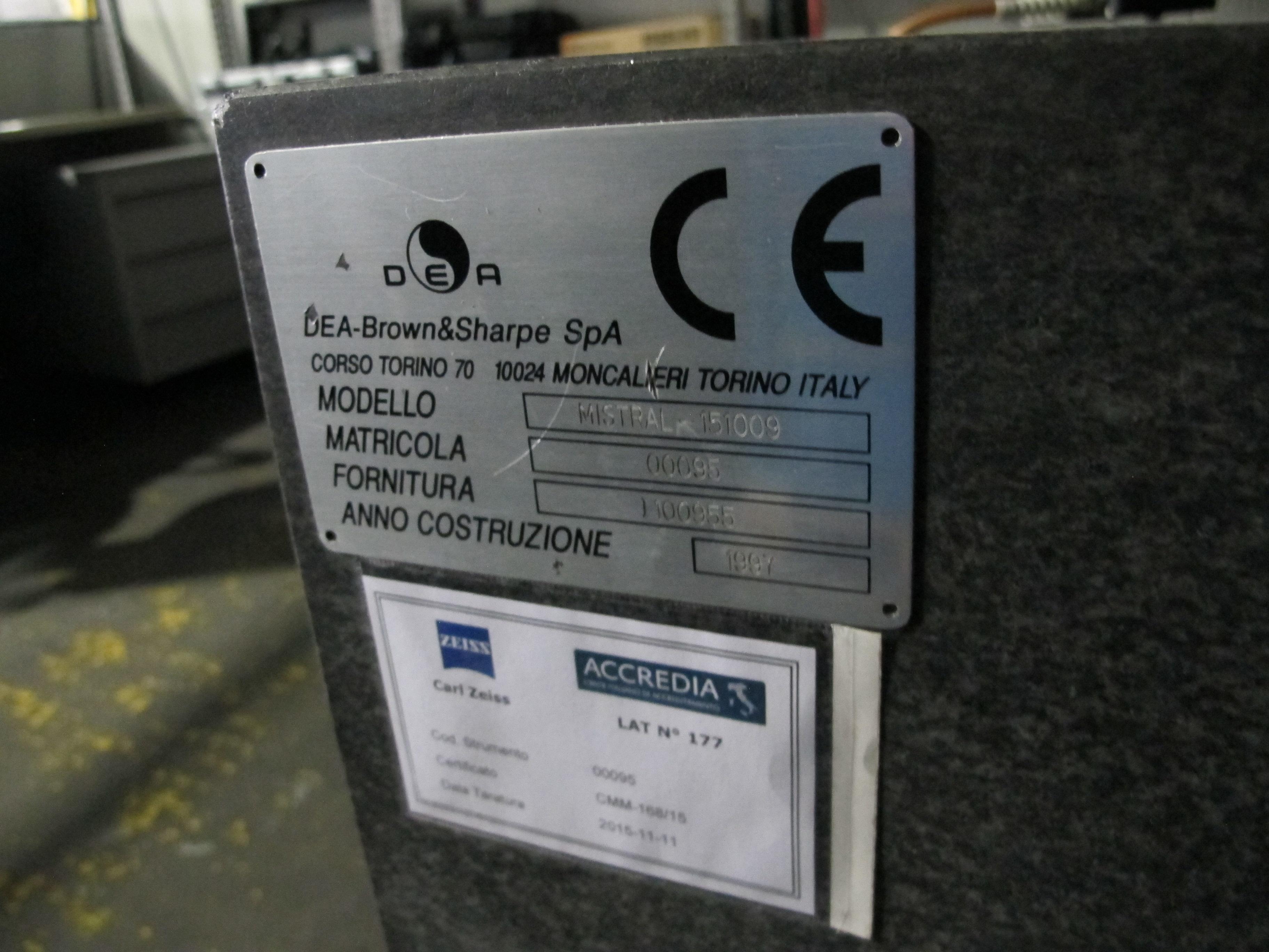 Macchina misura 3D DEA  in vendita - foto 2
