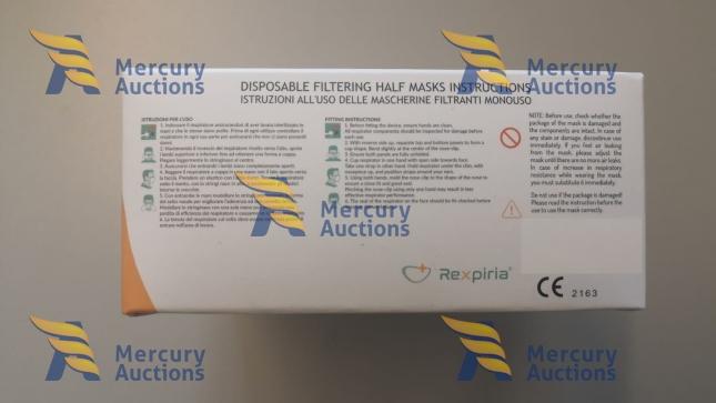 Mascherine FFP2 – lotto da 20.000 pezzi in vendita - foto 4