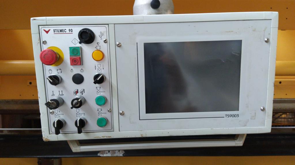 Pressa piegatrice oleodinamica 6500mm in vendita - foto 2