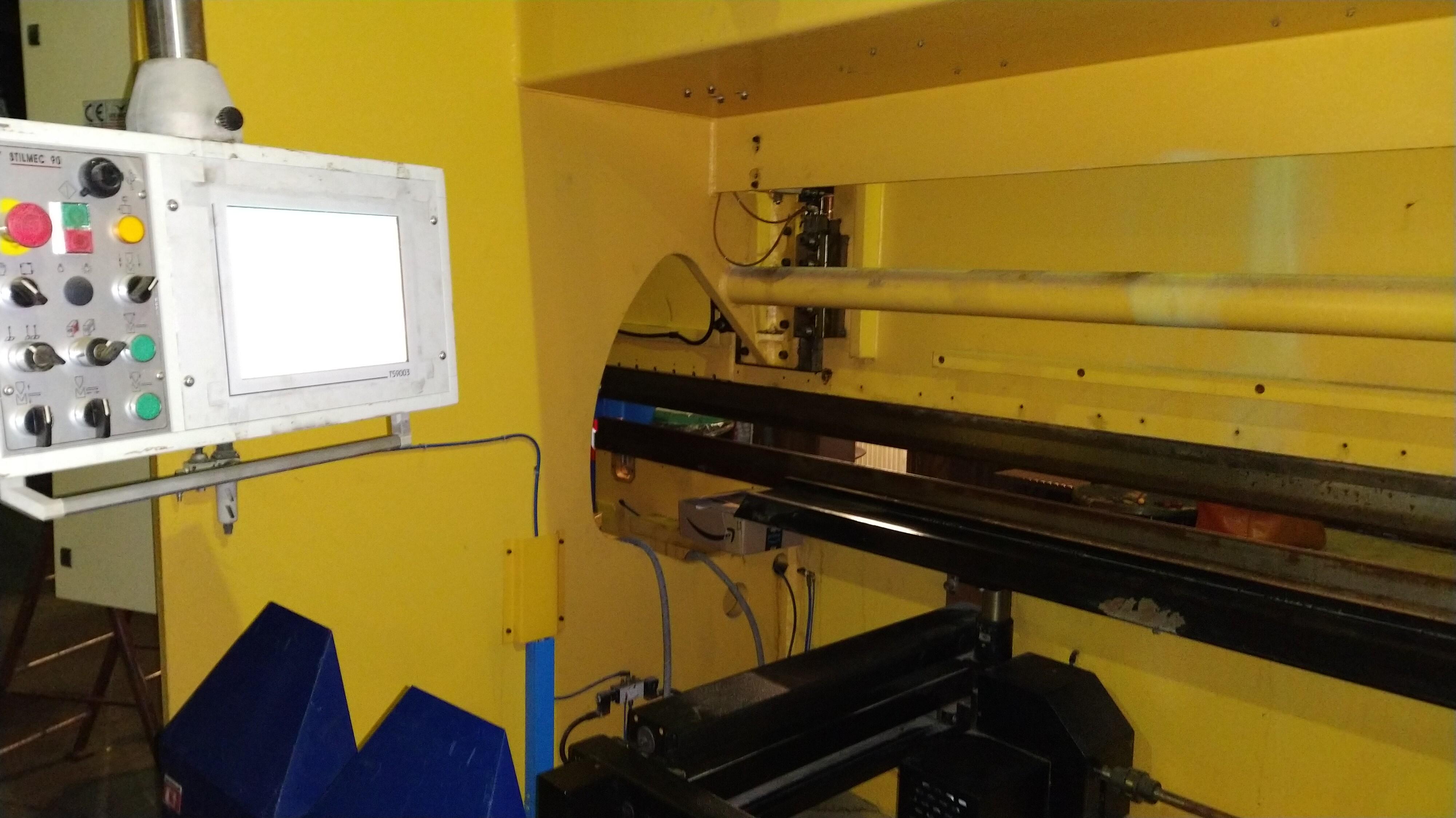 Pressa piegatrice oleodinamica 6500mm in vendita - foto 4