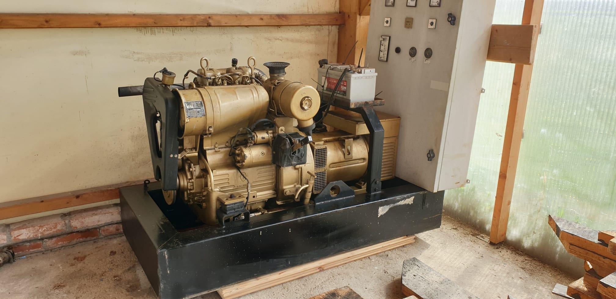 Gruppo Elettrogeno 20 KW Tessari Automatico in vendita - foto 5