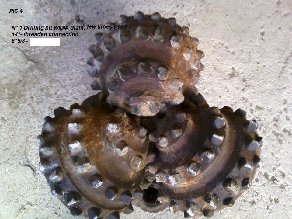 Attrezzatura di perforazione usata - drilling in vendita - foto 5