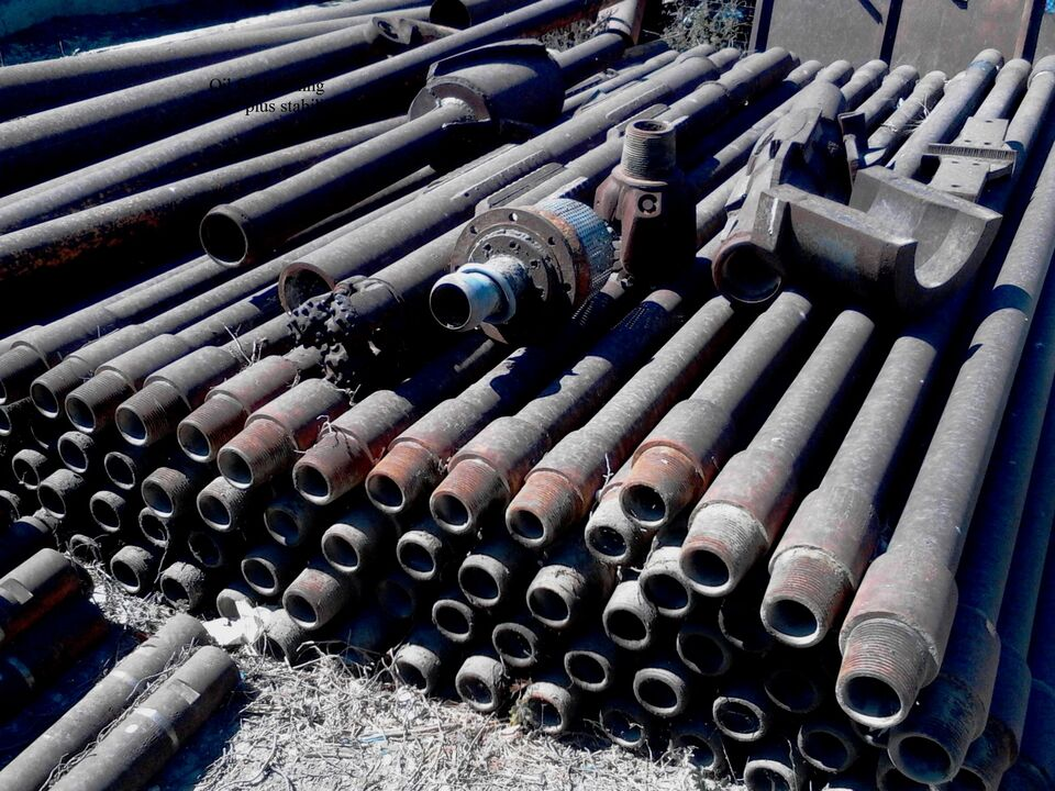 Attrezzatura di perforazione usata - drilling in vendita - foto 1