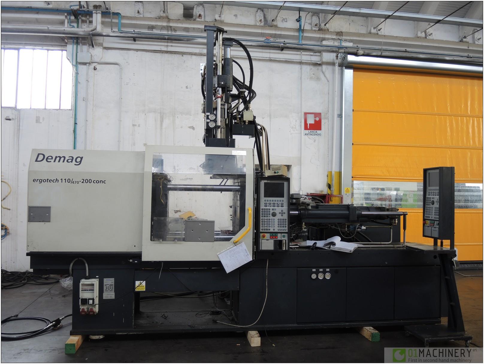 DEMAG Ergotech system 1100/470-200 In 6885 in vendita - foto 1