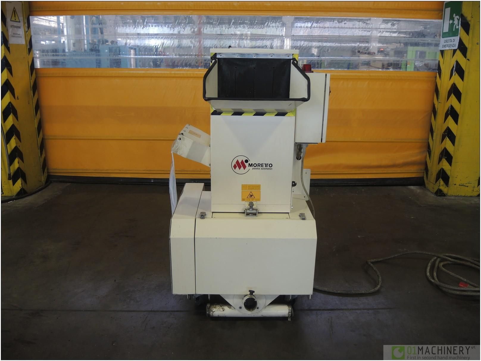 GRANULATORE MORETTO ML 25/35 Ac 8511 in vendita - foto 1