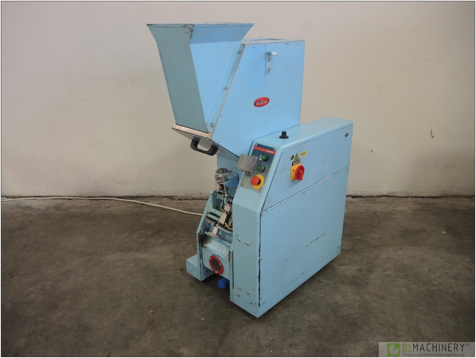 GRANULATORE MORETTO GR 20-20 S Ac 8255 in vendita - foto 1