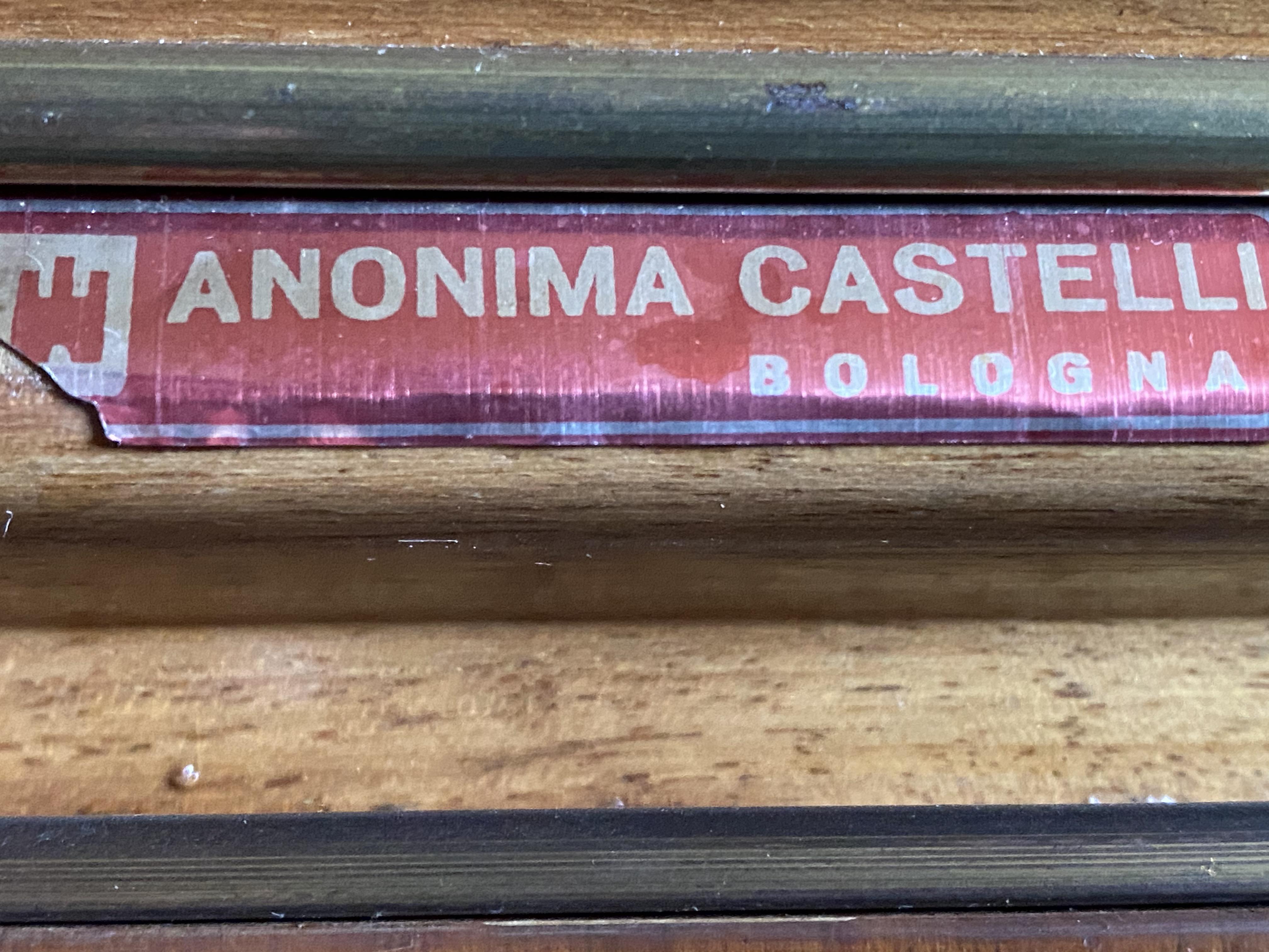 Nr. 2 Scrivanie Anonima Castelli Bologna in vendita - foto 5