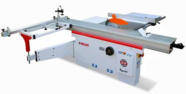 Sega circolare squadratrice MACO2L S300 in vendita - foto 1