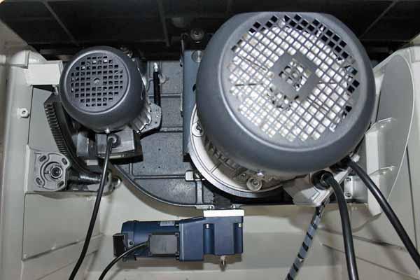 Sega circolare squadratrice MACO2L C40 in vendita - foto 9