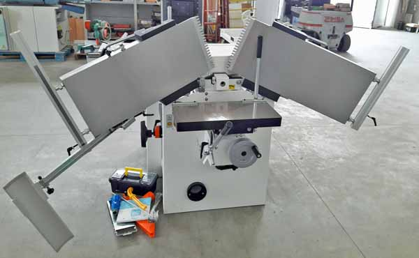 Combinata a 5 lavorazioni Maco2L C300 in vendita - foto 3