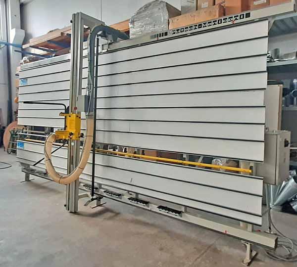 Sezionatrice verticale Putsch Meniconi SVP 620 in vendita - foto 9