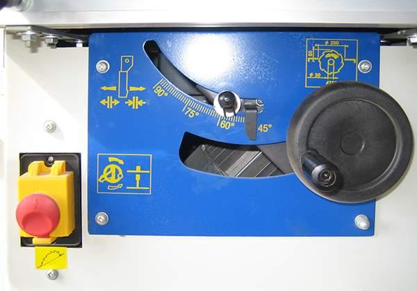 Combinata a 5 lavorazioni C250A in vendita - foto 3