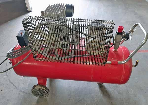 Compressore SHAMAL K12 in vendita - foto 2