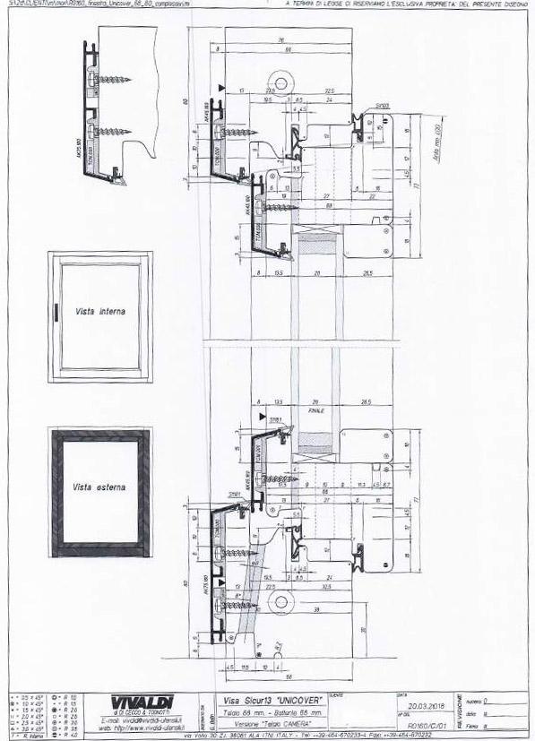 Centro di lavoro angolare per serramento Colombo AM33AF in vendita - foto 10