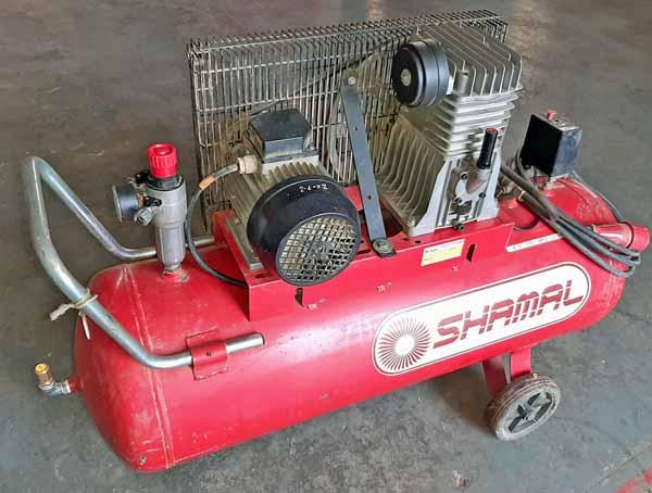 Compressore SHAMAL K12 in vendita - foto 1