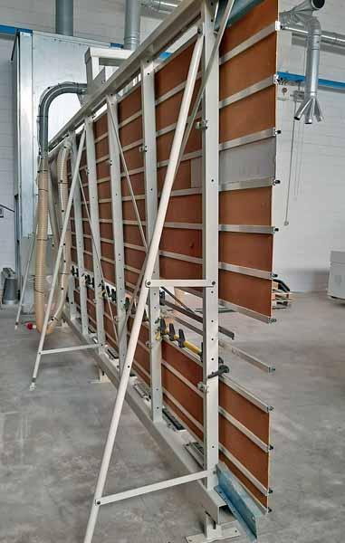 Sezionatrice verticale Putsch Meniconi SVP 620 in vendita - foto 4