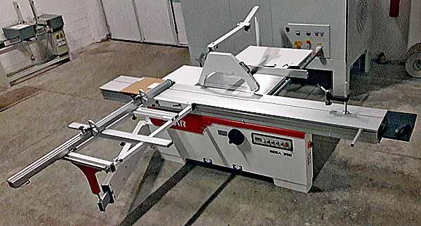 Sega circolare squadratrice MACO2L S350 in vendita - foto 6
