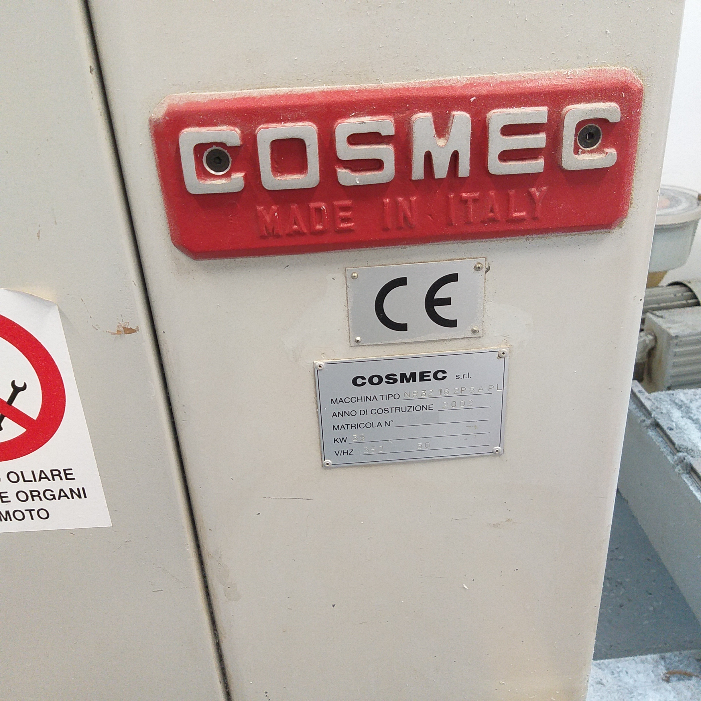Centro di Taglio COSMEC 5Assi  in vendita - foto 2