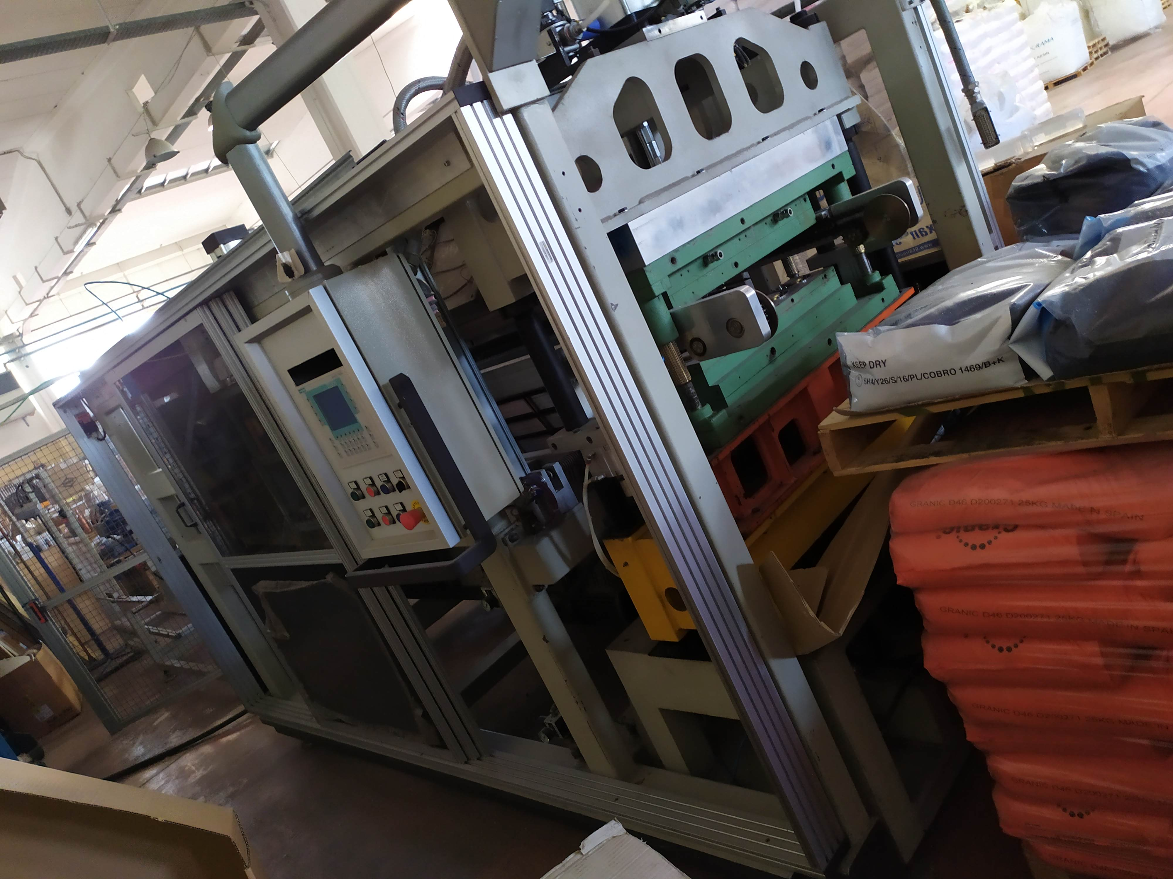 Termoformatrici plastica in vendita