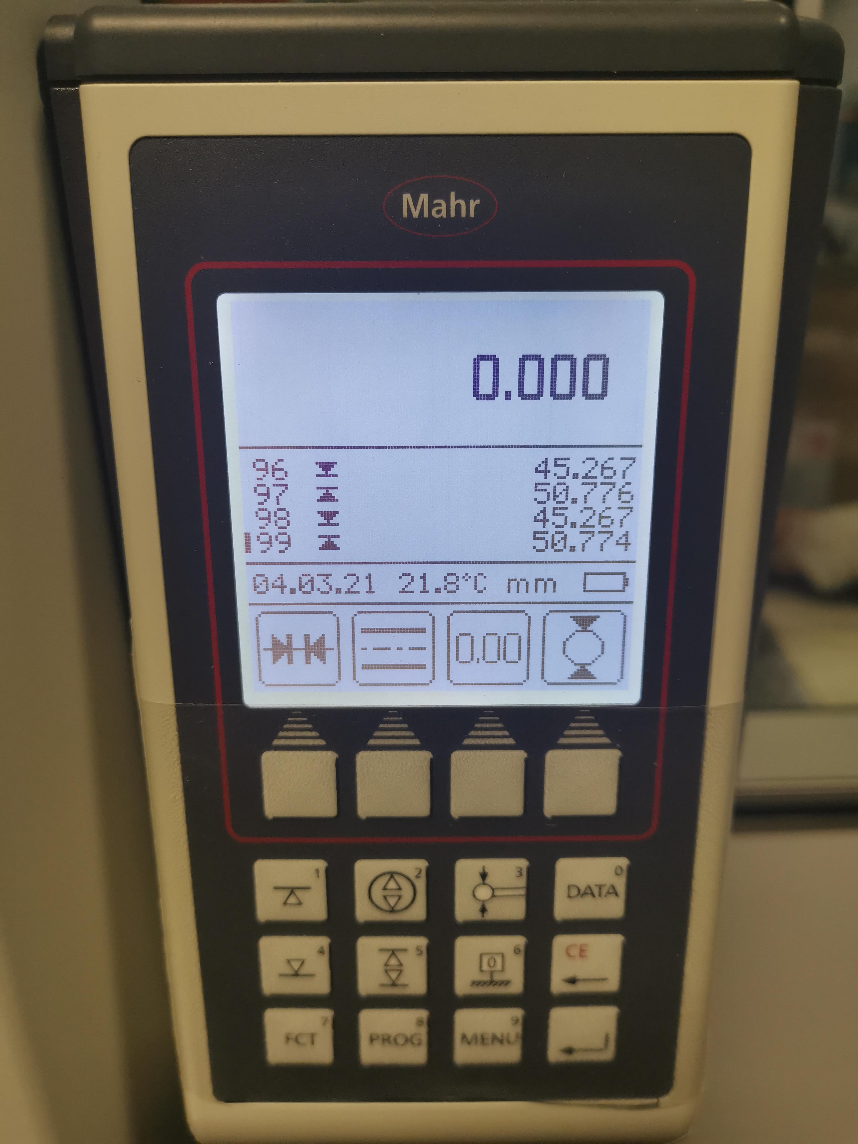 Altimetro MAHR in vendita - foto 2